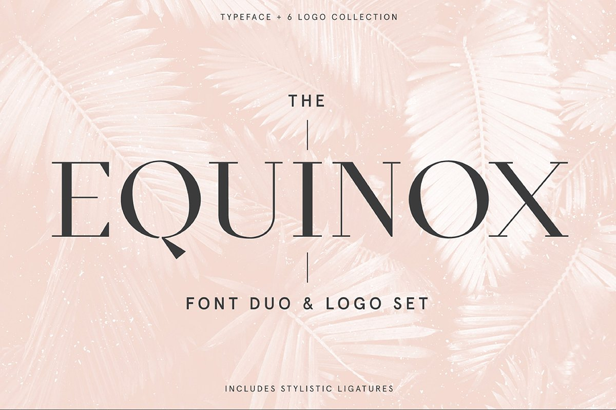equinox-stylish-font-duo