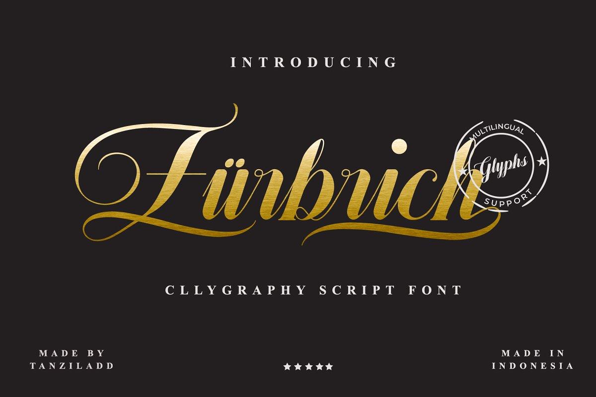 zurbrich-script-font