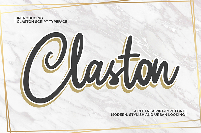 claston-script
