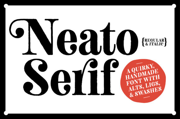 neato-serif