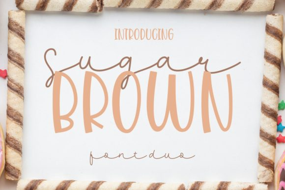 sugar-brown