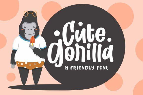 cute-gorilla