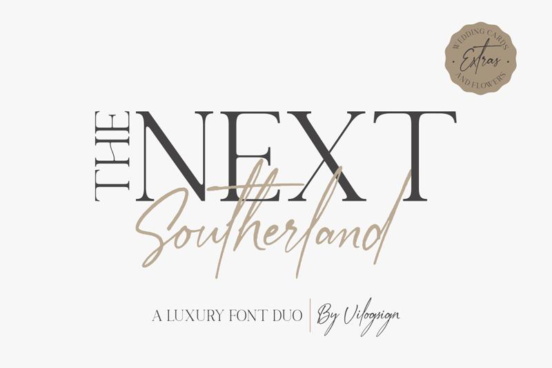 next-southerland-script