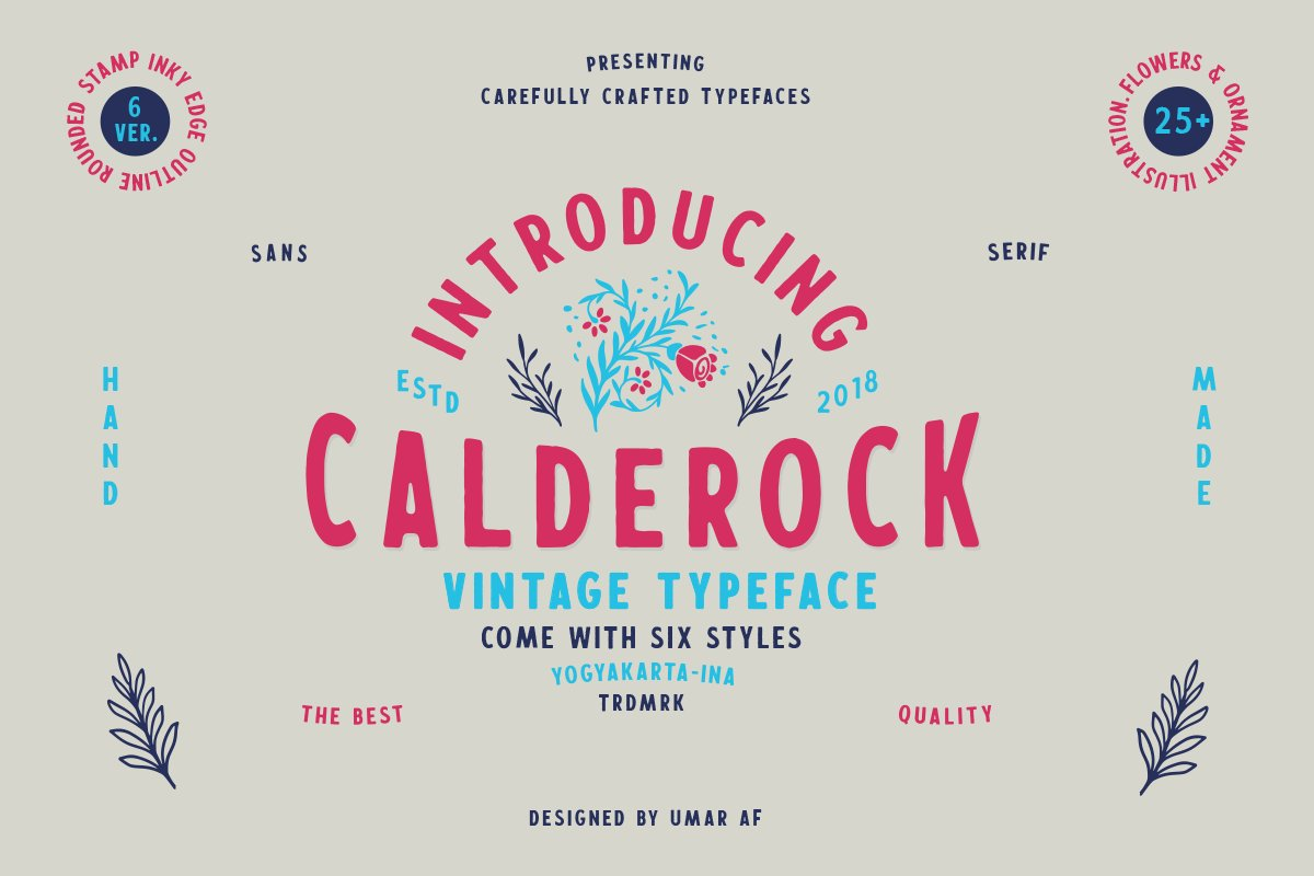 calderock