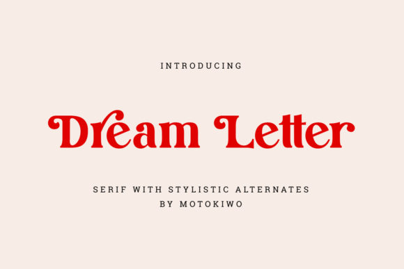 dream-letter