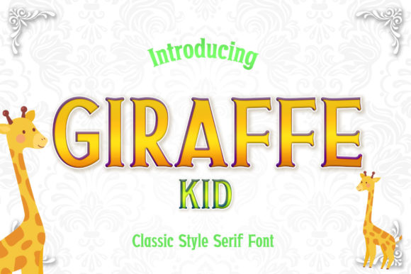 giraffe-kid