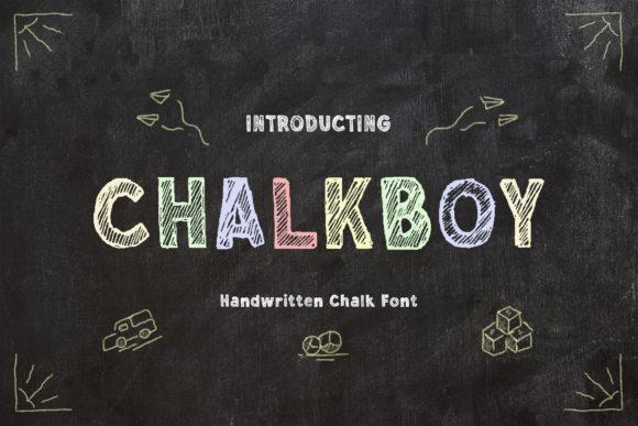 chalkboy
