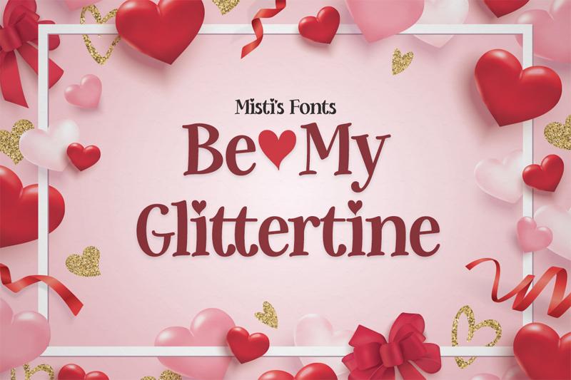 be-my-glittertine