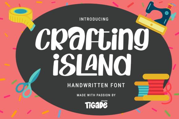crafting-island