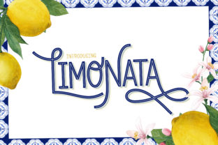 limonata-font