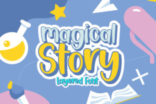 magical-story-font