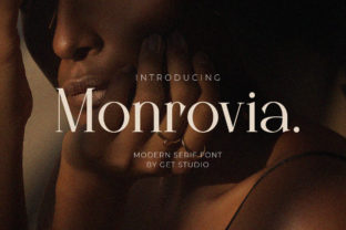 monrovia-font