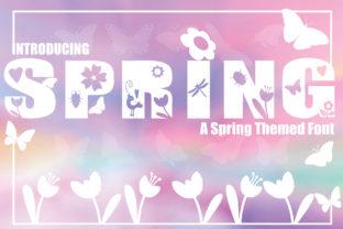spring-font