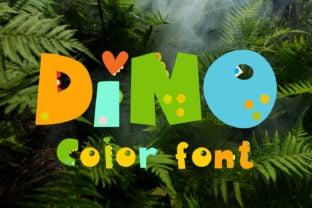 dino-font