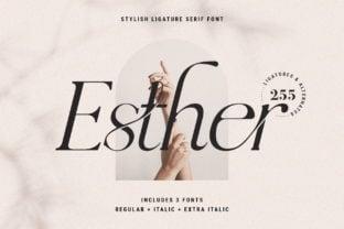 esther-font