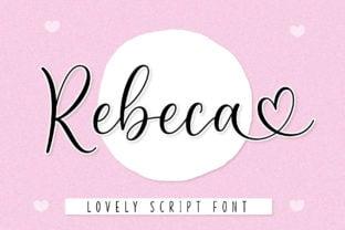 rebeca-font