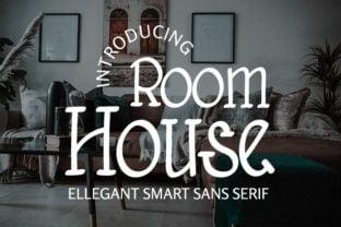 room-house-font