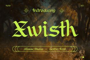 xwisth-font