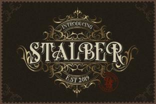 stalber-font