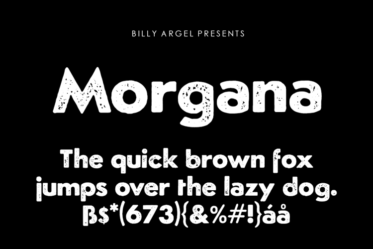 morgana-font