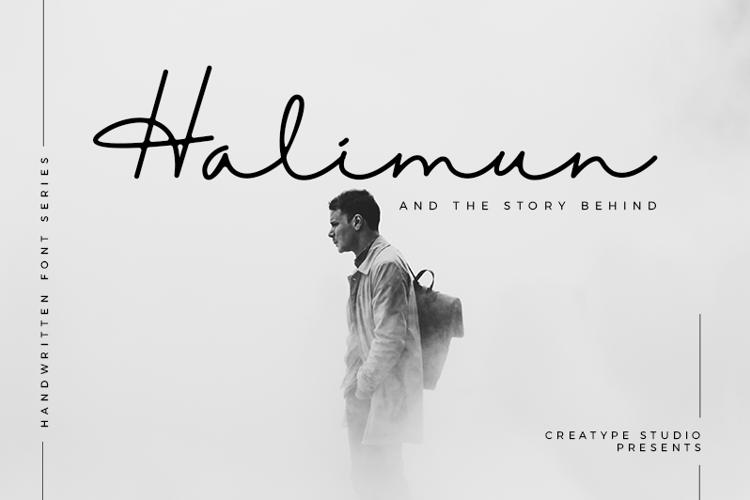 halimun-font