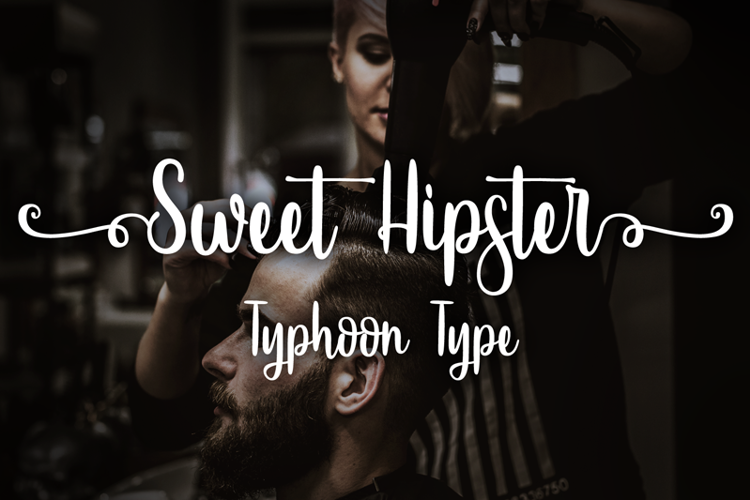 sweet-hipster-font