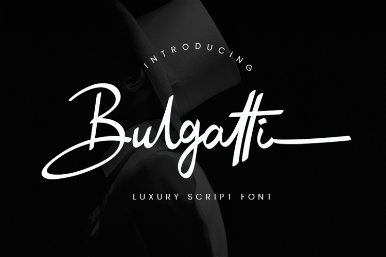 bulgatti-font