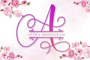 alina-monogram-font