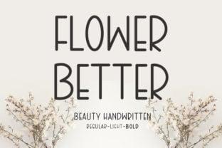 flower-better-font