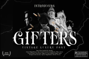gifters-font