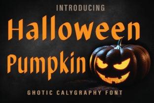 halloween-pumpkin-font