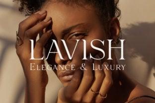 lavish-font