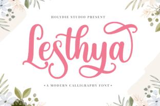 lesthya-font