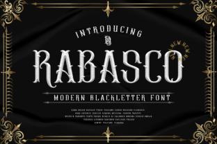 rabasco-font