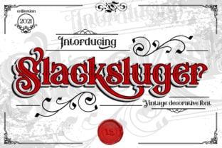 slacksluger-font