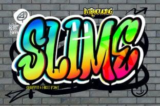 slime-font