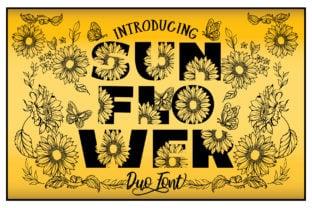 sunflower-font