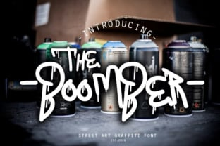 the-boomber-font