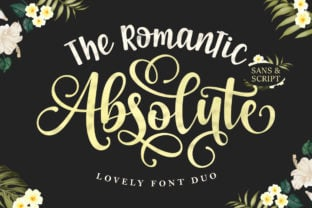 the-romantic-absolute-font