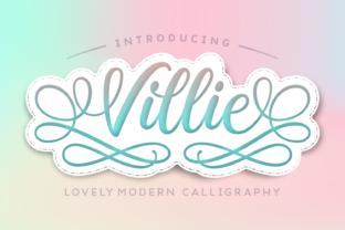 villie-font