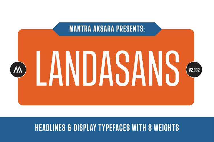 landasans-font