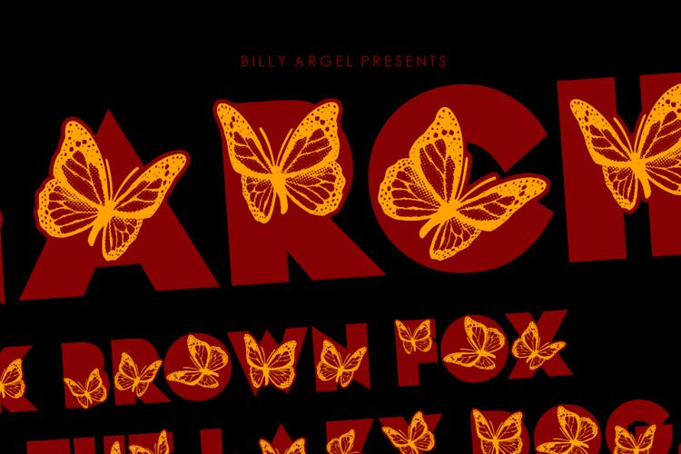 monarch-font