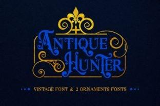 antique-hunter-font
