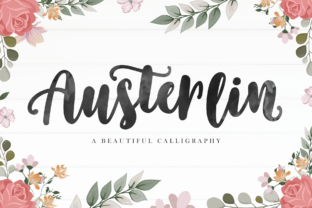 austerlin-font