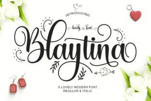 blaytina-font
