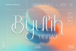byutih-font