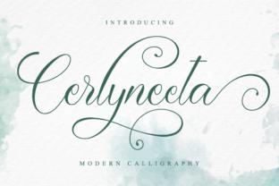 cerlyneeta-font
