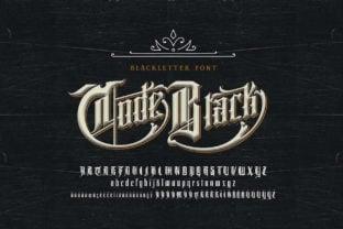 code-black-font