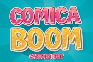 comica-boom-font