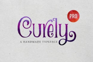 curely-font